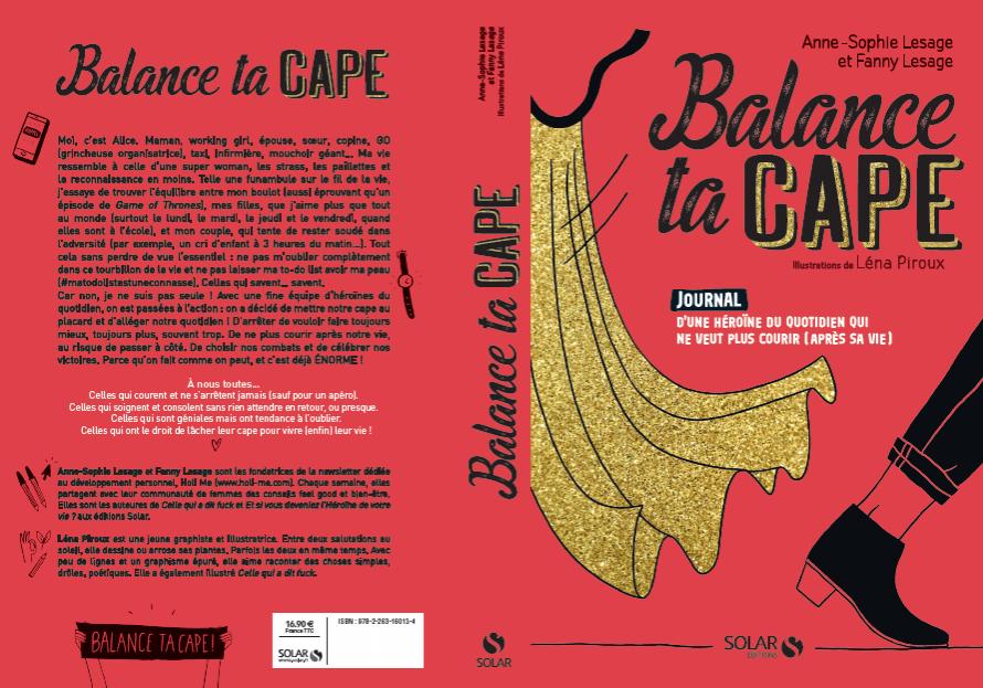 Balance Ta cape